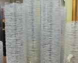 Stocks structures métalliques